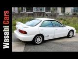 Wasabi Cars  Three Of Them 1996 Honda Integra Type R 4-Door Hardtop (DB-8)