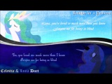 Lullaby for a Princess - Celestia &amp Luna Duet (Remastered)