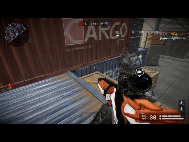 M16A3 на Ангаре 1 видео
