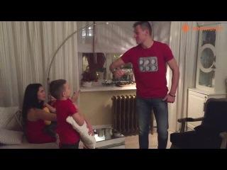 Как Ребров играет в пантомиму и отгадывает Мутко