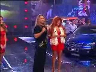 Top Gёrl Карина Зверева - и Тарзан - Карамеля моя (эротическая песня)