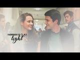 Hannah &amp Clay  Light