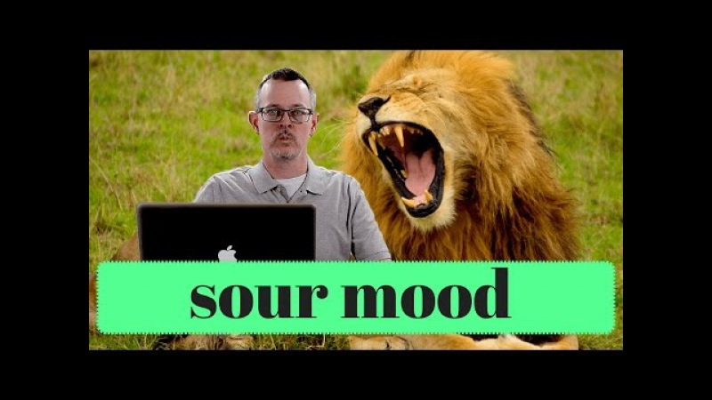 Learn English: Daily Easy English 1121: sour mood