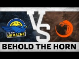 WATCH FIRST: BEHOLD THE HORN - Team Ukraine vs TNC @ WESG Grand Final