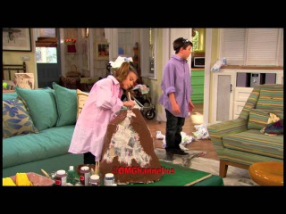 G Hannelius on Good Luck Charlie as Jo Keener - Charlie In Charge - Clip 5 HD
