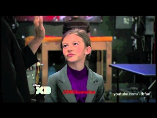 G Hannelius on I'm In The Band as Ms. Dempsey -