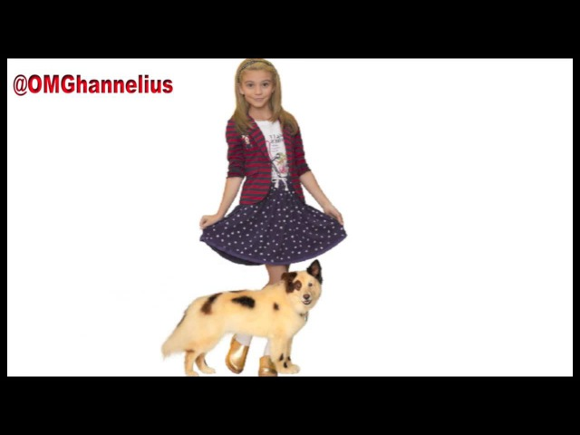 G Hannelius - Dog With A Blog animation