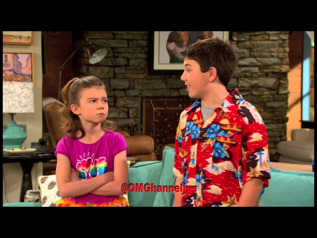 G Hannelius on Good Luck Charlie as Jo Keener - Charlie In Charge - Clip 1 HD