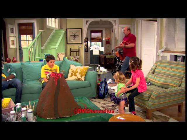 G Hannelius on Good Luck Charlie as Jo Keener - Charlie In Charge - Clip 7 HD