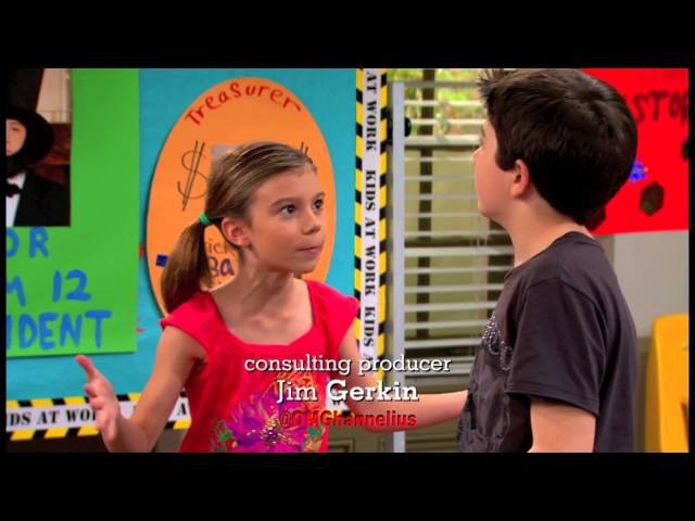 G Hannelius on Good Luck Charlie as Jo Keener - Duncan's Got Talent - Clip 1 HD