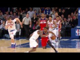 John Wall Seals Win with Steal and Slam  01.19.17
