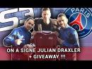 OMG JULIAN DRAXLER REJOINT LA TEAM S3 !!