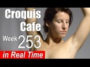 Croquis Cafe: Figure Drawing Resource No. 253