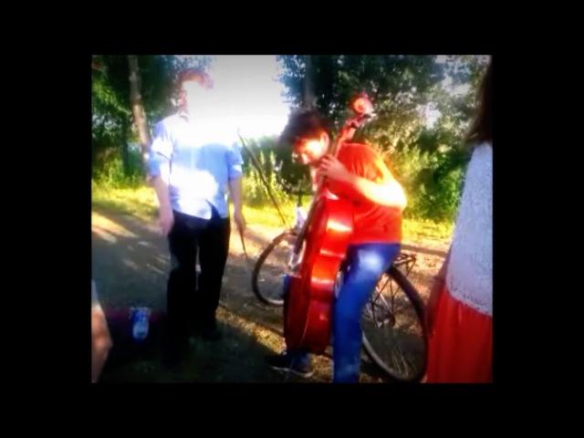 5. Группа Каруна и фрэнды. Забытый 'Костёр' 23.07.2017