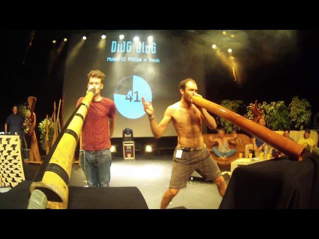 Didg to Didg 4 - FINALE DUO - Phillipe et Kevin VS Molem