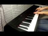 Вячеслав Быков- Любимая моя (PIANO COVER)