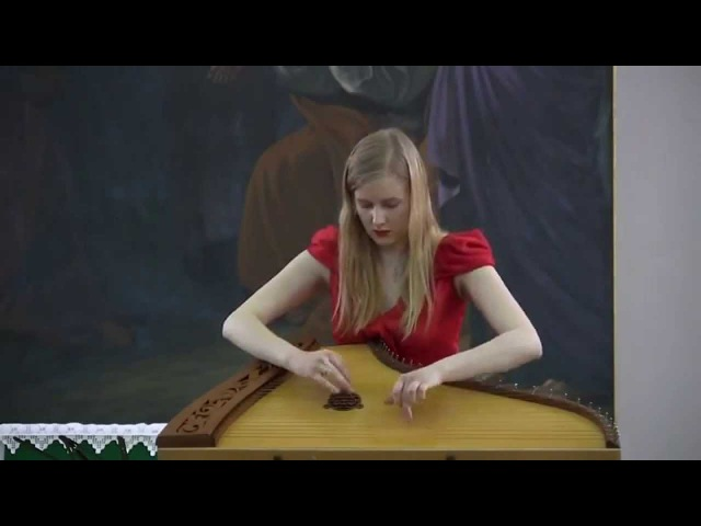 Гусли - Ольга Глазова - сет в Соборе / Gusli Olga Glazova