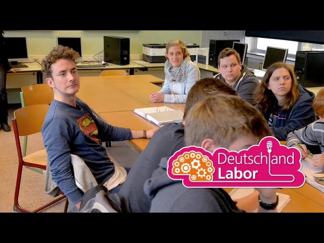 Deutschlandlabor – Folge 1: Schule