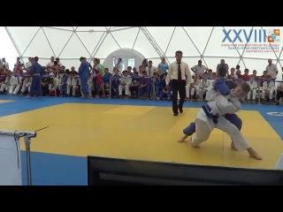 Схватки на татами 28 турнир памяти Мартироса Нагуляна в Сочи в 2015 году