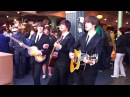 WOW! THE BEATLES ALIVE! LIVE IN SEATTLE ► Битлз Выступают Около ТЦ