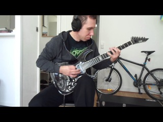 Fear Factory - Powershifter (Guitar Cover)