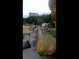 Мы бродили по берегу и никто из не подозревал что следующим пляжем будет пляж нудистов)))))