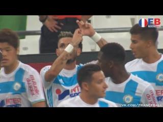 Лучшие голы Марселя в первом круге