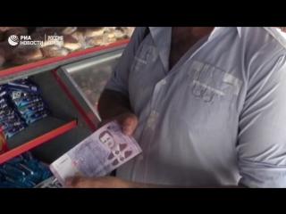 В Сирии выпустили новую банкноту с портретом Асада