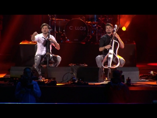 2CELLOS - Human Nature Live at Arena di Verona (2017)