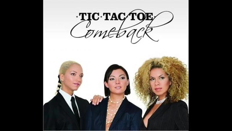 Tic Tac Toe - Wenn der Vorhang fällt