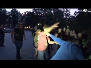 Школяр понтанулся перед друзьями