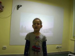 Камиля 6 лет новогоднее стихотворение