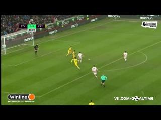 Сток Сити - Кристал Пэлас 1:0