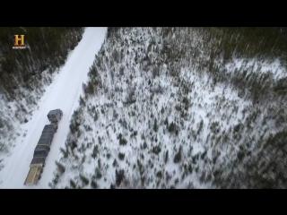 Ледовый путь дальнобойщиков 10 сезон 8 серия. Ад Ниньо/ Ice Road Truckes (2016)