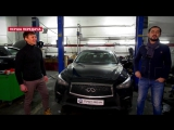 Infiniti Q50S (Инфинити Ку 50S)_ тест-драйв от Первая передача Украина