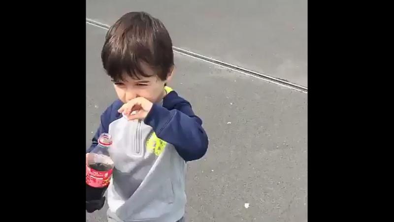 Маленький мужчина 😃😎☝🏻