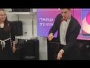 Фокусник Александр Шальнев презентация телефона LGQ6 альфа