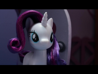My Little Pony: Rarity and Fluttershy stopmotion