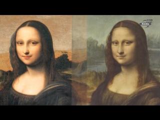 HD Загадка Моны Лизы / The Mona Lisa Mystery (2014) HD 720