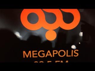 Hyperboloid x Megapolis FM