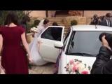 Самая модная свадебная машина в Дагестане