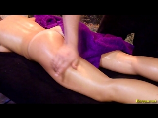 Чувственный массаж бёдер *30к