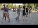 Северная сторона танцует у театра драмы. 22.06.2017