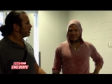 The Hardy Boyz are ready to take Cesaro Sheamus to the Extreme_ Exclusive, May 15, 2017