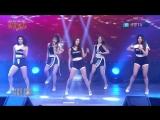 170116 Brave Girls - Deepened; High Heels @ K-Force Special Show (Filmed 161209)