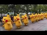 марш покемонов