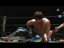 HARASHIMA (c) vs. Mike Bailey (DDT - New Year Lottery Special)