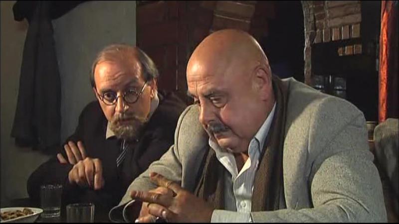 Вольф Мессинг: видевший сквозь время (2009) 7 серия