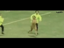 When women invade the football pitch ● Sexy Streakers ● Comedy Football