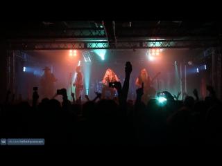 Видеоотчет с концерта  Korpiklaani в клубе Зал Ожидания